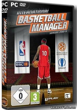 International Basketball Manager Season 2010 2011 15 Yanvarya 2012